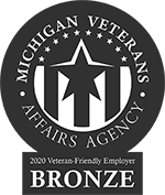 2020 Veteran Friendly Employer - Bronze