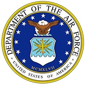 United States Air Force Badge