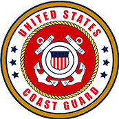 United States Coast Guard Badge