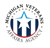 Michigan Veterans Affairs Logo